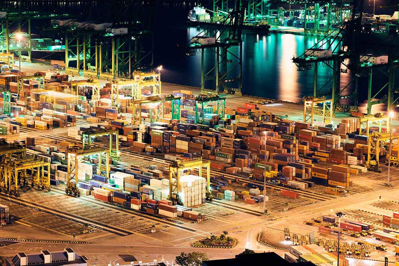 ocean freight forwarding companies