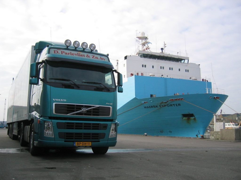 Road to Sea freight_SAR