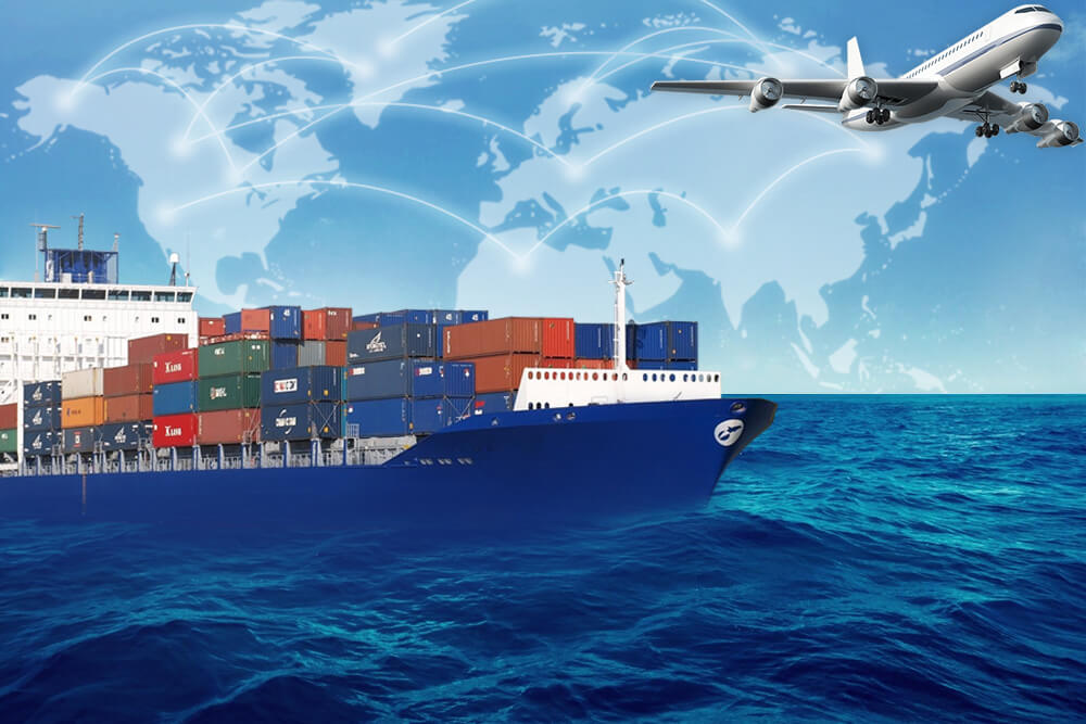 sea freight forwarder India