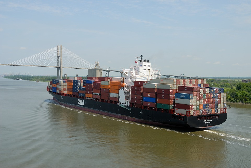 Ocean freight service_SAR