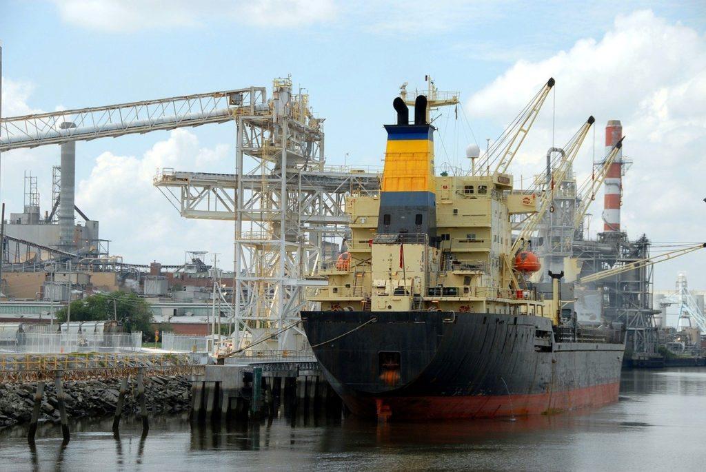 Sea freight services_ SAR