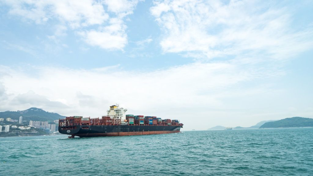 Sea freight carrying Dangerous goods_SAR