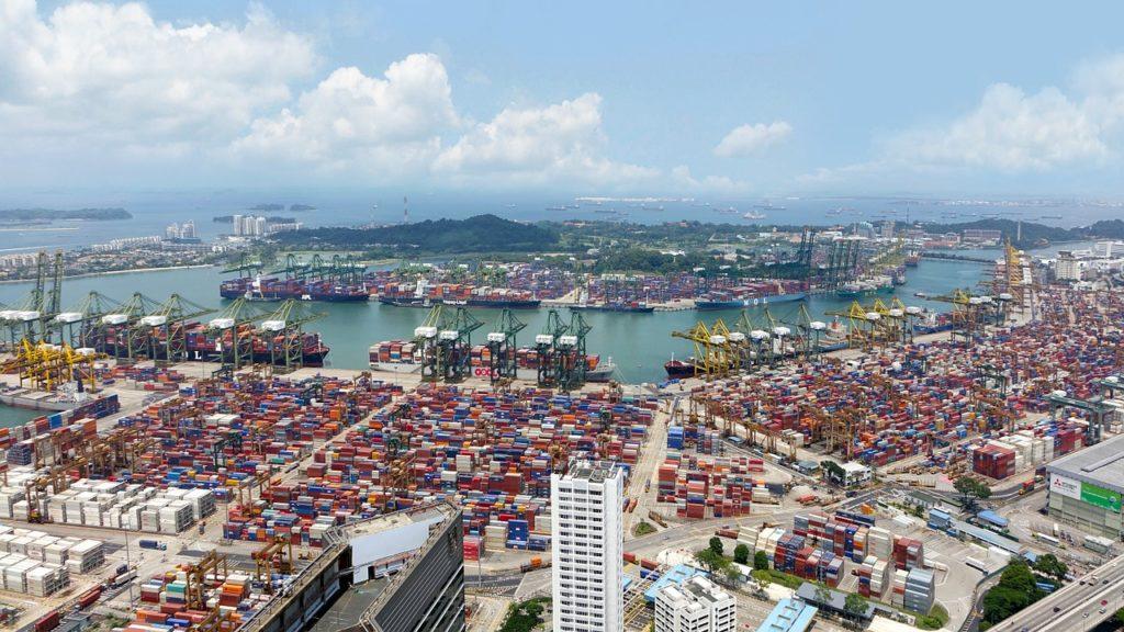 Sea freight Forwarders_SAR