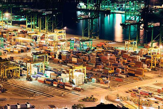 Logistics Company in India_SAR