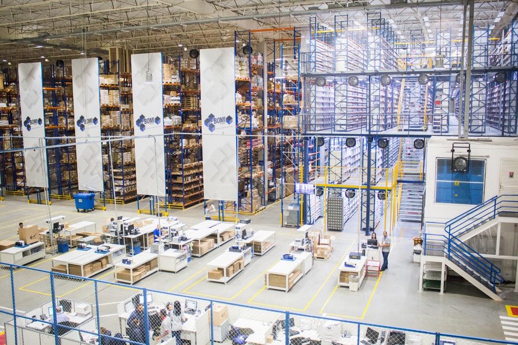 Warehousing and disrtibution services_SAR