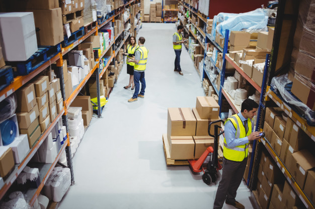 Warehouse and Distribution Services_SAR